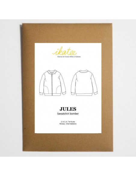 Patron Sweat Jules